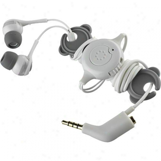 Memorex In-ear Hdphns W/comply Foam