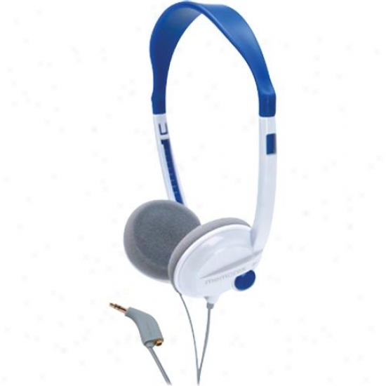 Memorex Kids Headphones Blue