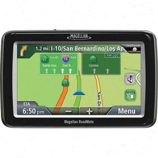 "Mgn Rm3030mu 4.7"" Touchscreen Gps Navigation System"