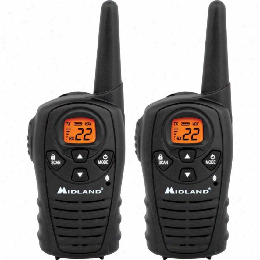 Midland Xt22 2-way Radio