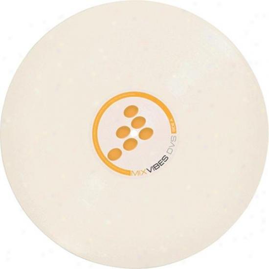 Mixvibes Creme Conttol Vinyl Record