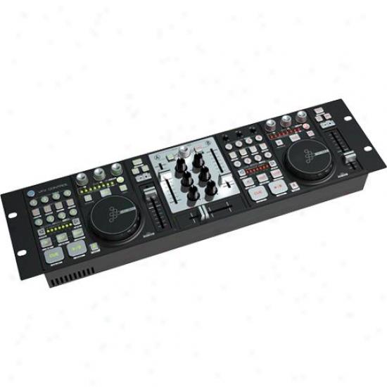 Mixvibes Vfx Control Midi Controller W/ Soundcard