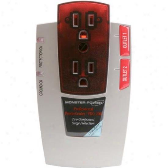 Monste5 Cable 600O13-00 Pro 200 Powercenter