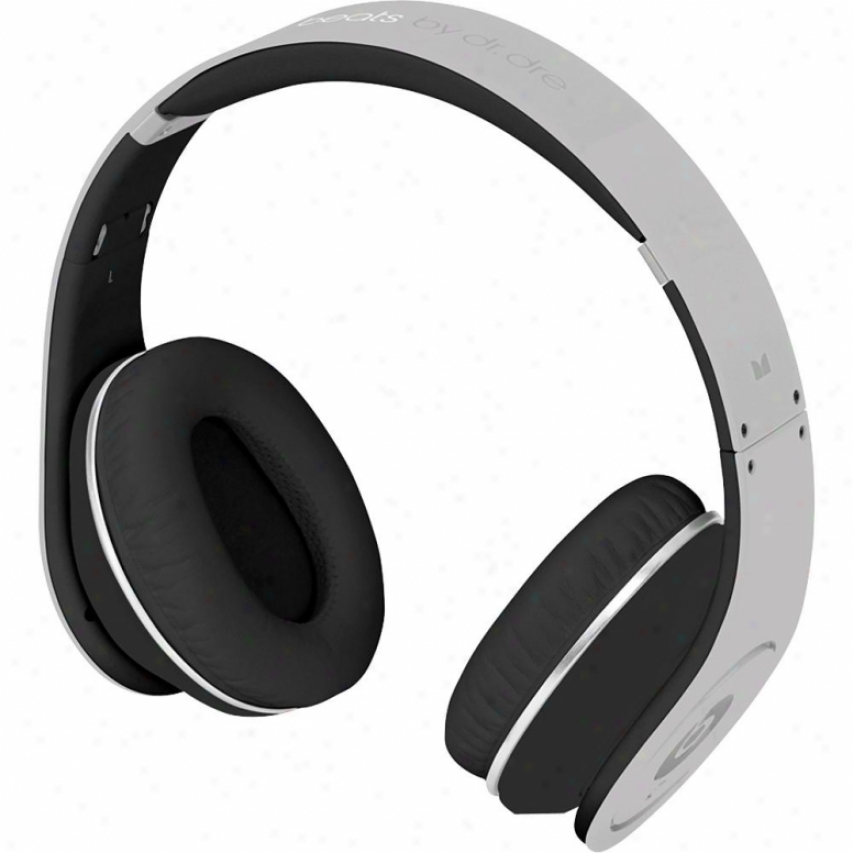 Monster Cable Beats By Dr. Dre Studio Hihg-definition Headphones Isonitalk