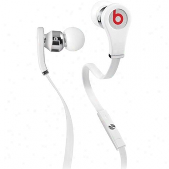 Monster Cable Beats By Dr. Dre Tour In-ear Headphones With Controltalk - White