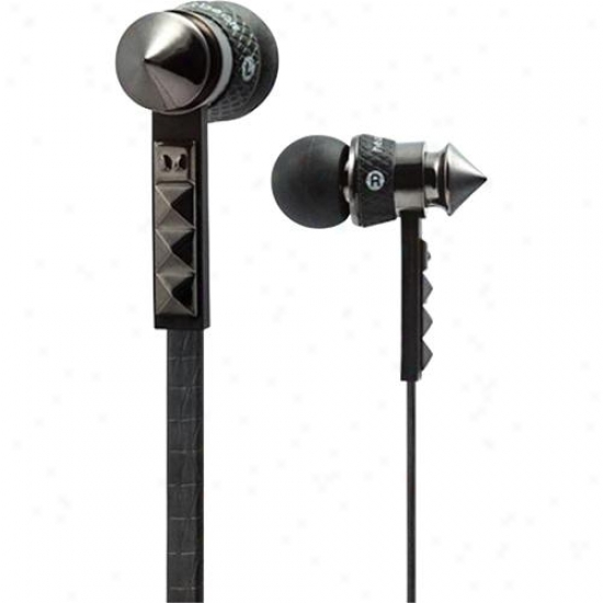 Monster Cable Heartbeats 2.0 By Lady Gaga In-ear Headphones - Black