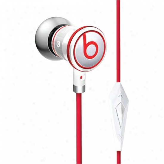 Monster Cable Ibeats In-ear Headphones With Controltalk - Pure