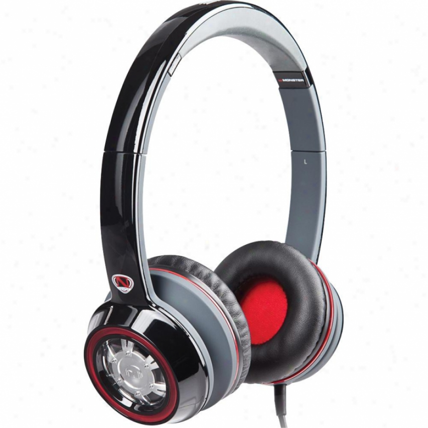 Monster Cable Ncredlble Ntune On-ear Headphones