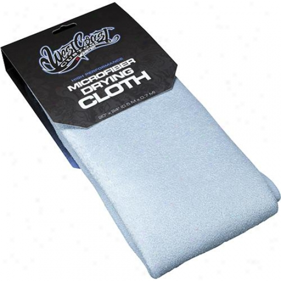 Monster Cable Wccmfcth West Coast Customs Super Microfiber Polisying Cloth