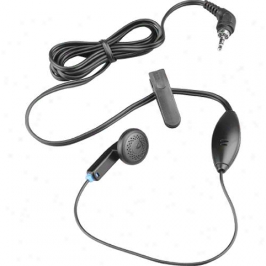 Motorola 53866 Earbud With Push-to-talk Button