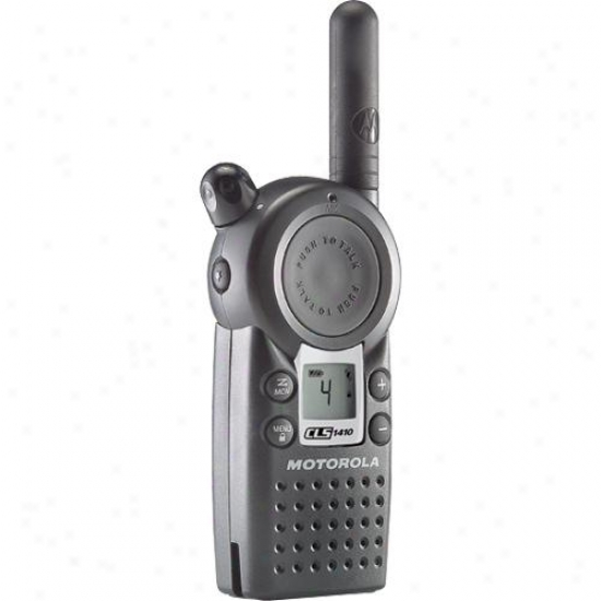 Motorola Cls 1410 Radio