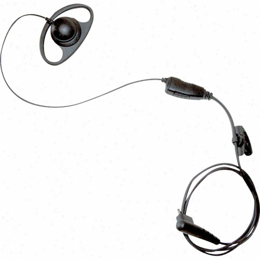 Motoropa Hcsn4000 Earpiece With In-line Push-to-talk Microphone Fr 2-way Radio