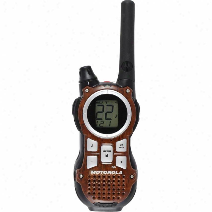 Motorola Mr350rvp 2-way Radio Value Pack