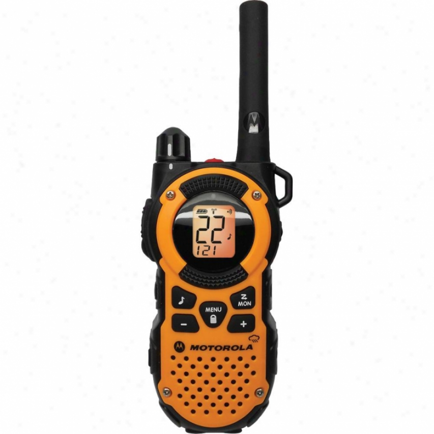 Moto5ola Mt350r Talkabout 2 Way Frs/gmrs Radio - Pair