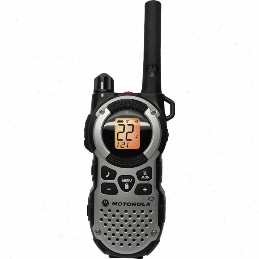 Motorola Mt352r Talkabout 2 Way Radio - Pair