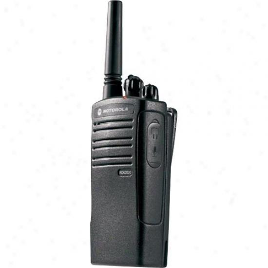 Motorola Rdu2020 Rdd Business Two-way Radio - Uhf Company