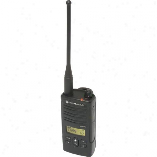 Motorola Rdu4160d Rdx Series Two-way Radio