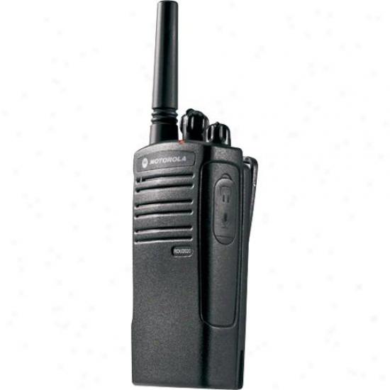 Motorola Rdv2020 Rdx Business Two-way Radio - Vhf Band