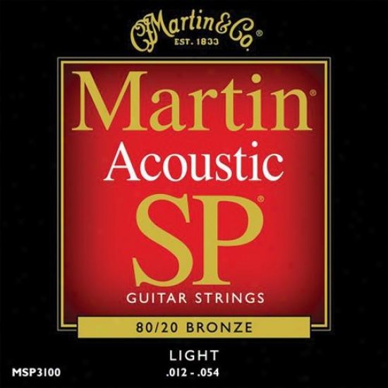 Msp3100 Acoustic Studio Performance Series Strings