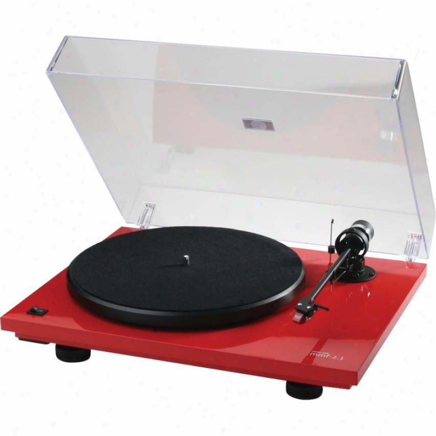 Music Hall 2-speed Belt Driven Turntable