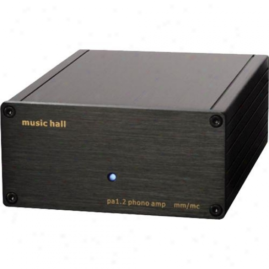 Music Hall Pa12 Moving Magnet Moving Gather into a ~ Preamp