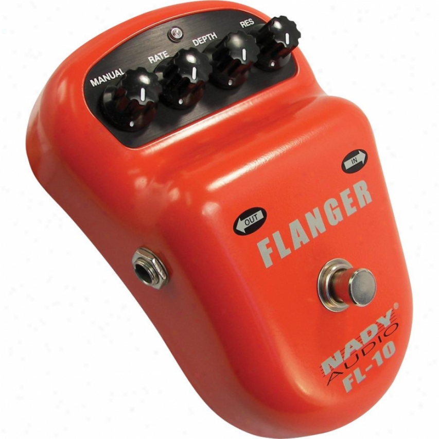 Nady Systems Fl-10 Flanger Pedal