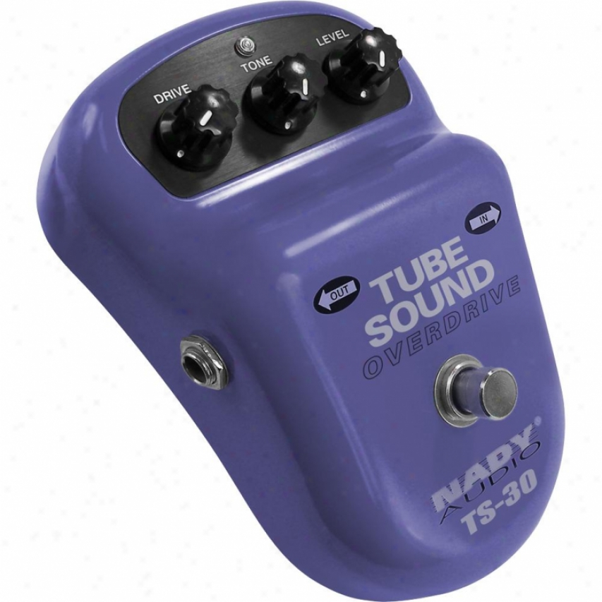 Nady Systems Ts-30 Tube Sound Overdrive Pedaal
