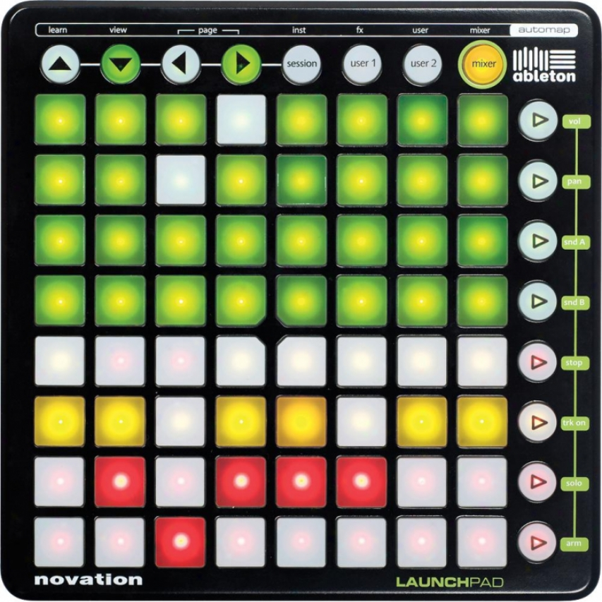 Novation Melody Launchpad Hardware Controller For Ableton Live