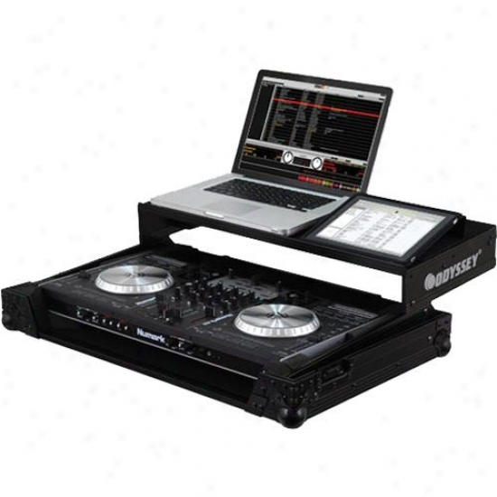 Odyssey Black Label Flight Zone Numark Ns6 Midi Digital Dj Controller Case