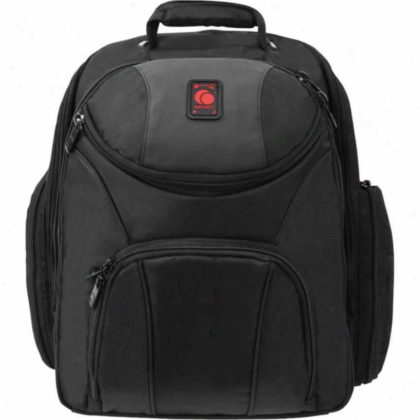 Odyssey Redline Series &quot;backspin&quot; Backpack Case