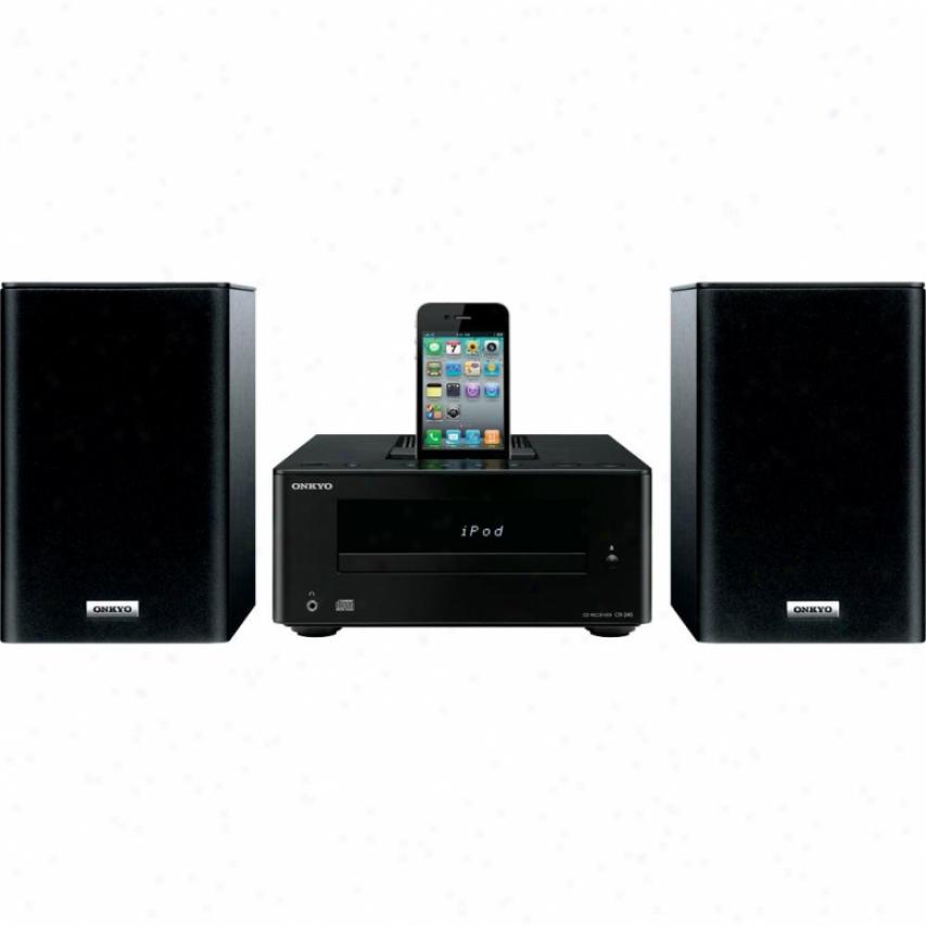 Onkyo Cs-345 Micro Stereo System