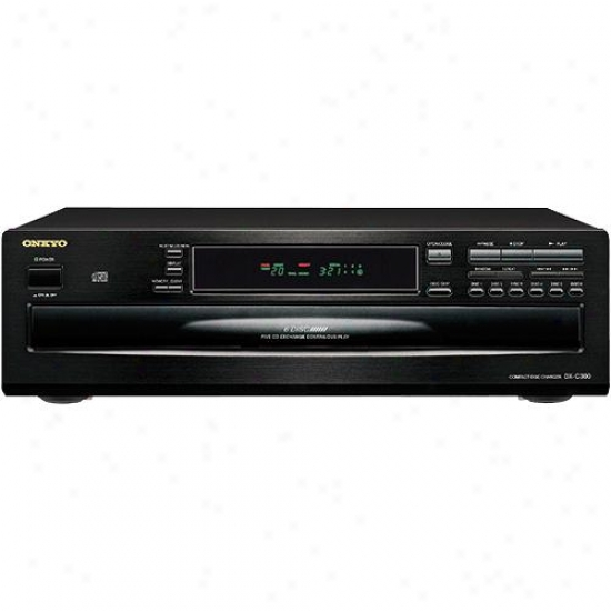 Onkyo Dx-c390 6-disc Cd Changer Player