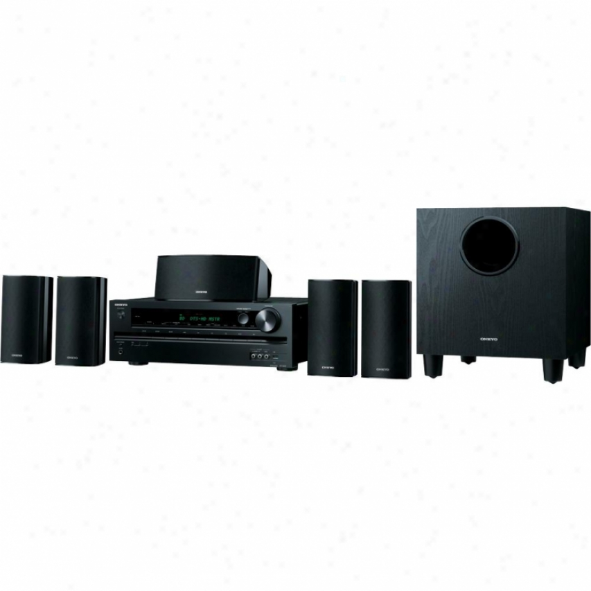 Onkyo Ht-s3500 5.1 Channel Home Theater Sound System