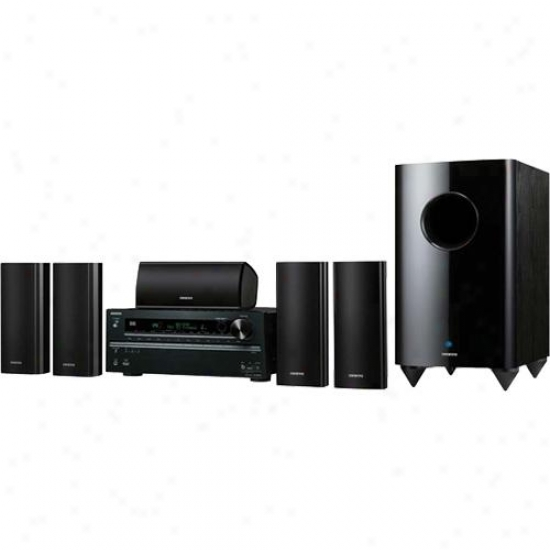 Onkyo Ht-s7409 5.1 Channel Netsork A/v Receiver Home Theater System