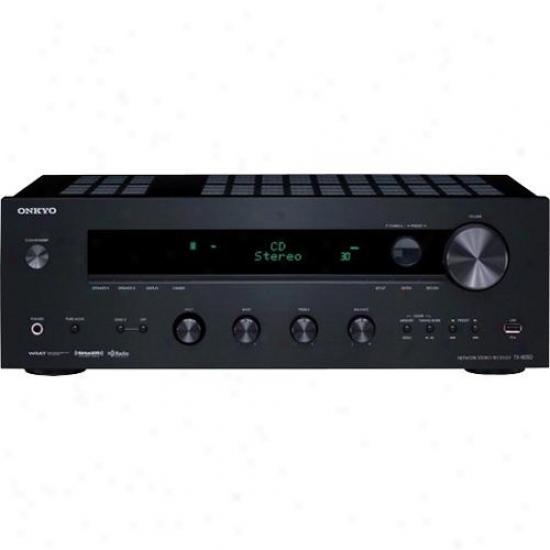Onkyo Open Box Tx-8050 Network Stereo Receiver
