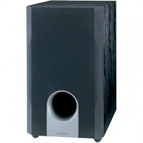 Onkyo Skw-204 Powered Subwoofer