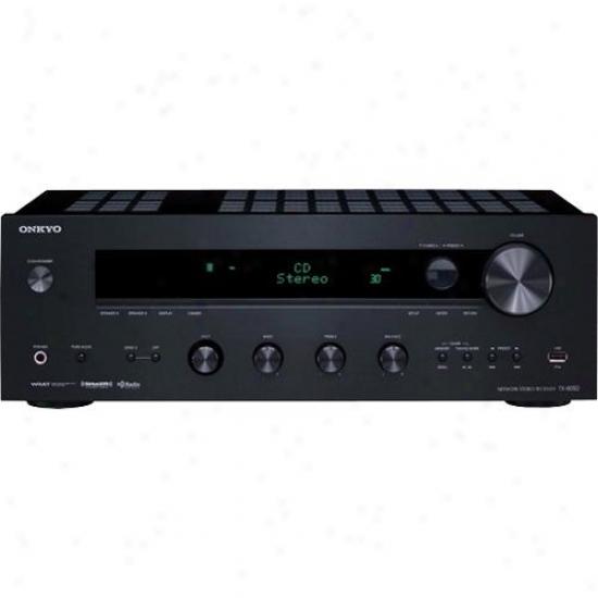 Onkyo Tx-8050 Network Stereo Receiver