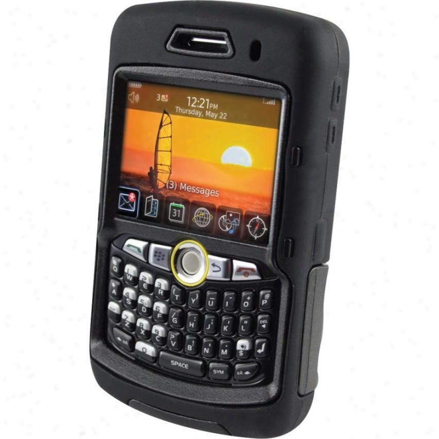 Otterbox Defender-blackberry 8350i Blk