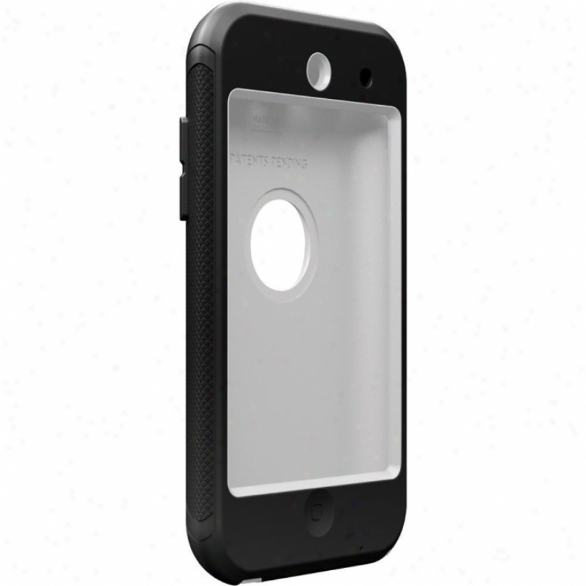 Otterbox Defender Ipod Touch White/blac