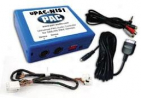 Pac Upacnis1 Ipod Input And/or Auxiliary Audio Input Interface - Nissan 2005-200