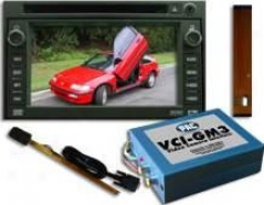 Pac Video Camera Interface Kit For The Gm Exactly Size Truck & Suv Navigation Radio