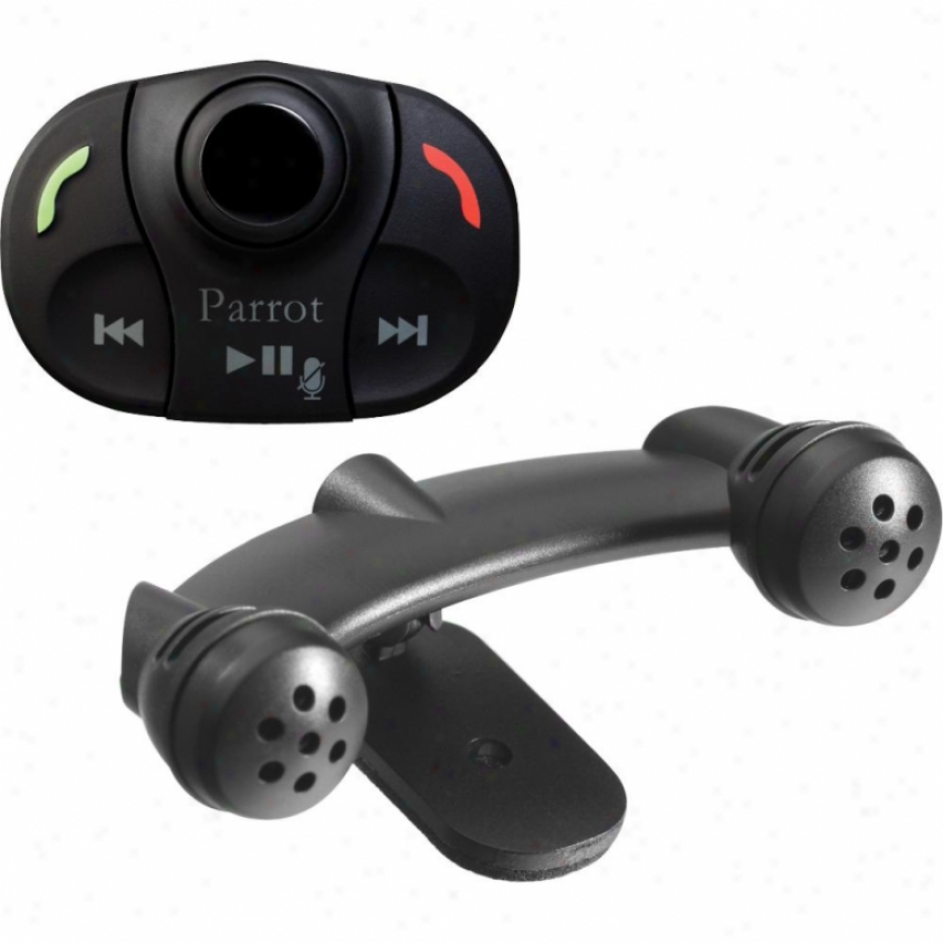 Parrot Advanced Blurtooth Hands Free Car Kit For Ipod Mki9000