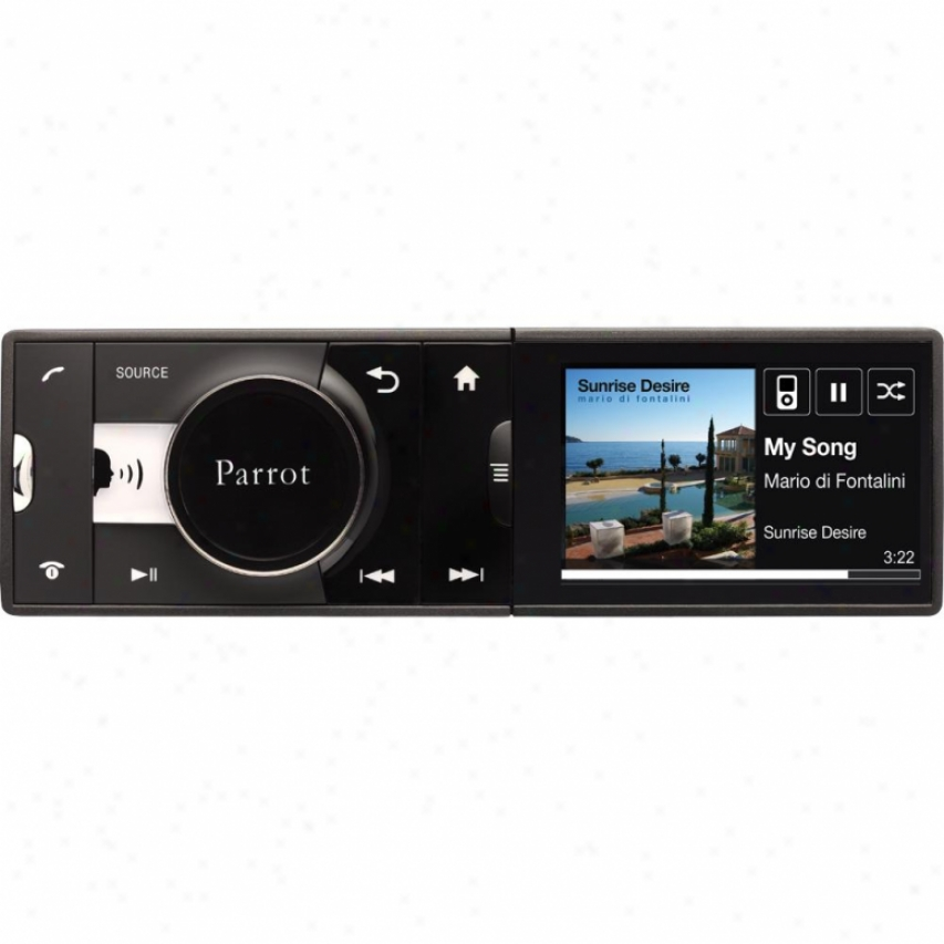 Parrot Asteroid Car Receiver W/ Web Service Apps - Pf350008aa