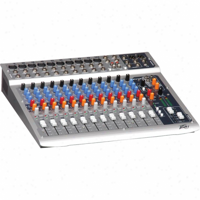 Peavey 00512140 Pv 14-channel Compact Mixer