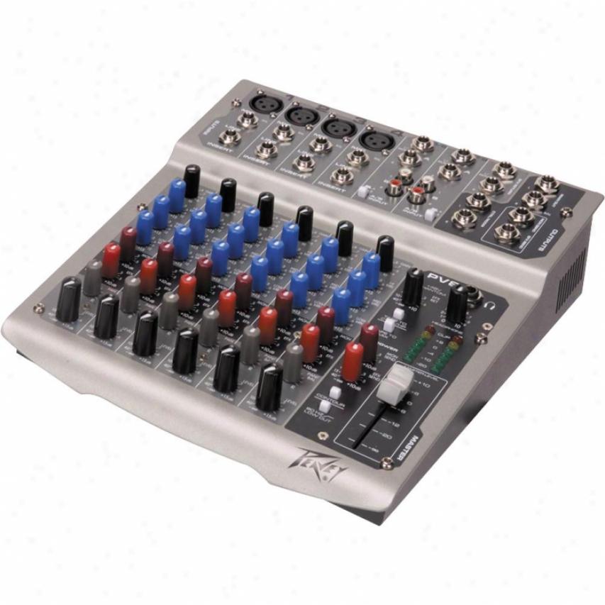 Peavey 03513340 Pv8 Usb 8-channel Mixsr