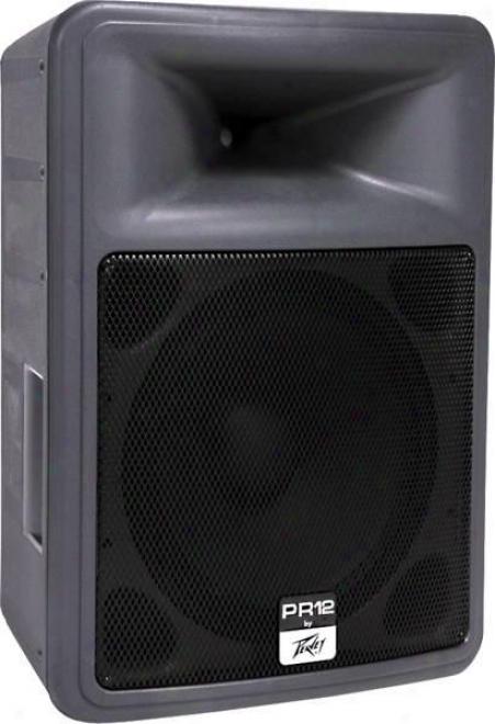 """Peavey 800 Watt Max 12"""" Two Way Pro Speker System"""