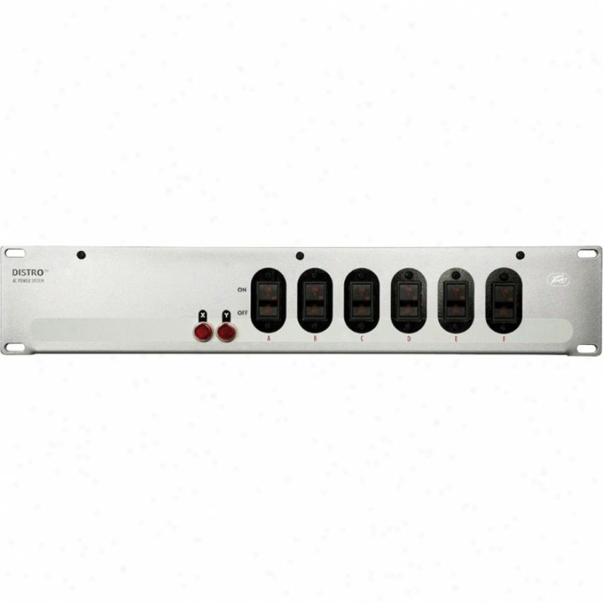 Peavey High Power Transport System 100am - Distro