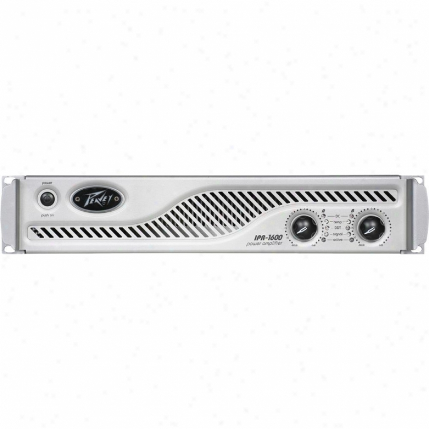 Peavey Ipr 1600 830-watts Power Amplifier