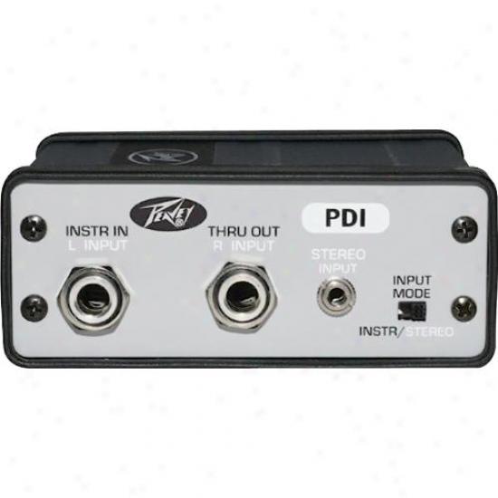 Peavey Pdi Passive Direct Interface - 03001340