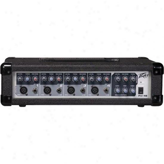 Peavey Pvi 4b Audio Mixer